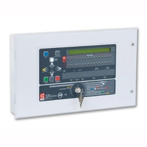 large_addressable fire control panel