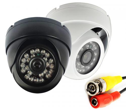large_mini dome cameras
